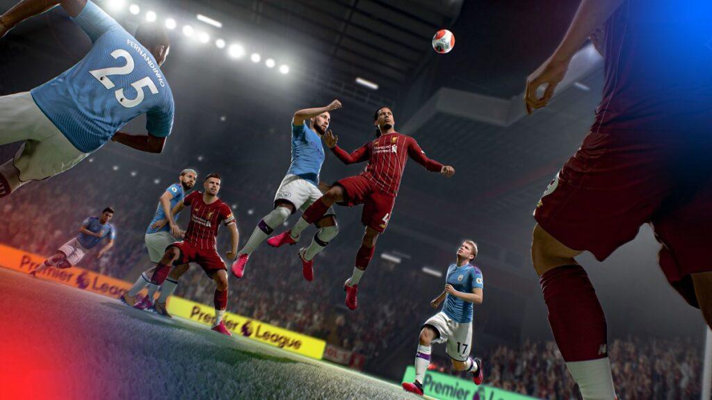 Gráficos asombrosos nuevo FIFA 22