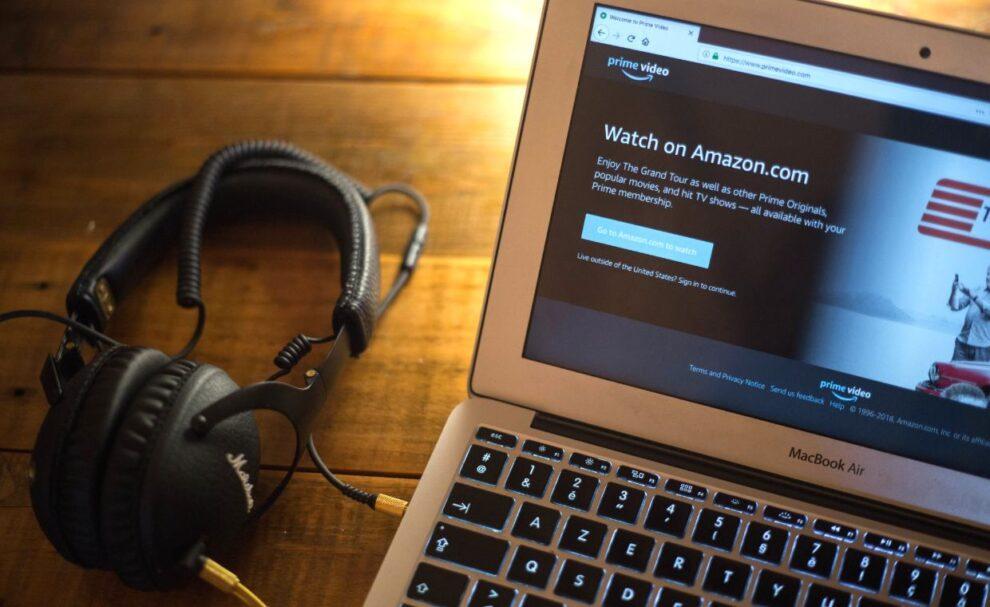 Mirando series por Amazon Prime