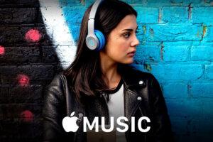 Apple Music video