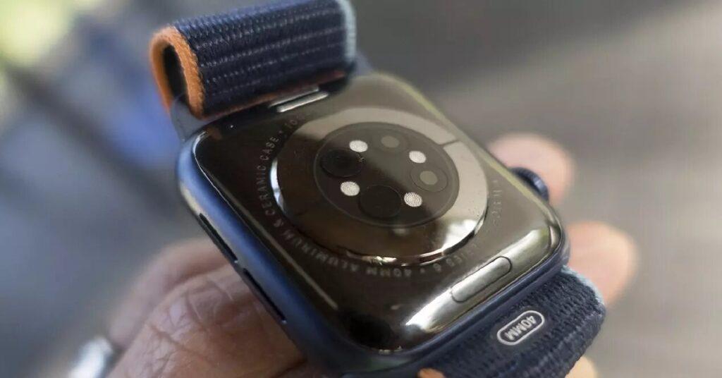 Apple Watch con sensor para medir la glucosa en sangre