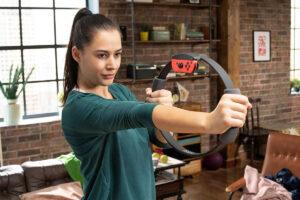 Practicando deporte con los juegos de fitness para consolas
