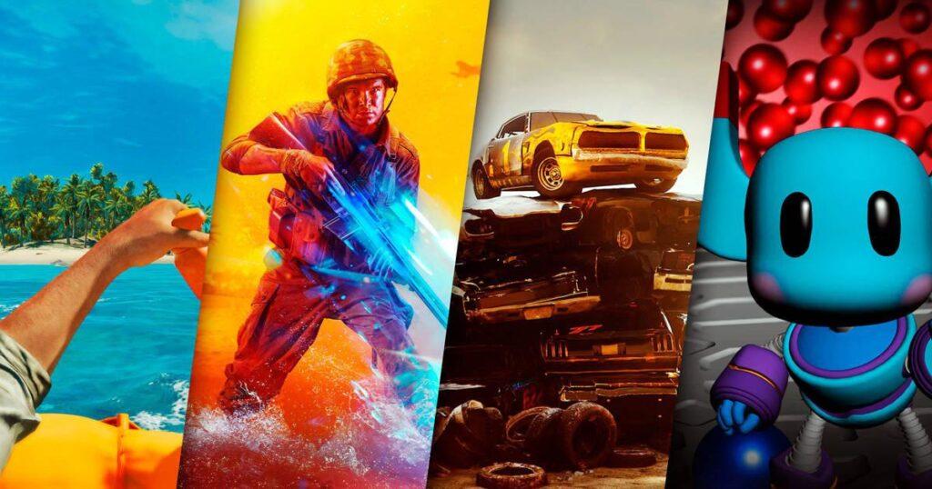 Juegos gratis disponibles en el mes de mayo para miembros de PlayStation Plus