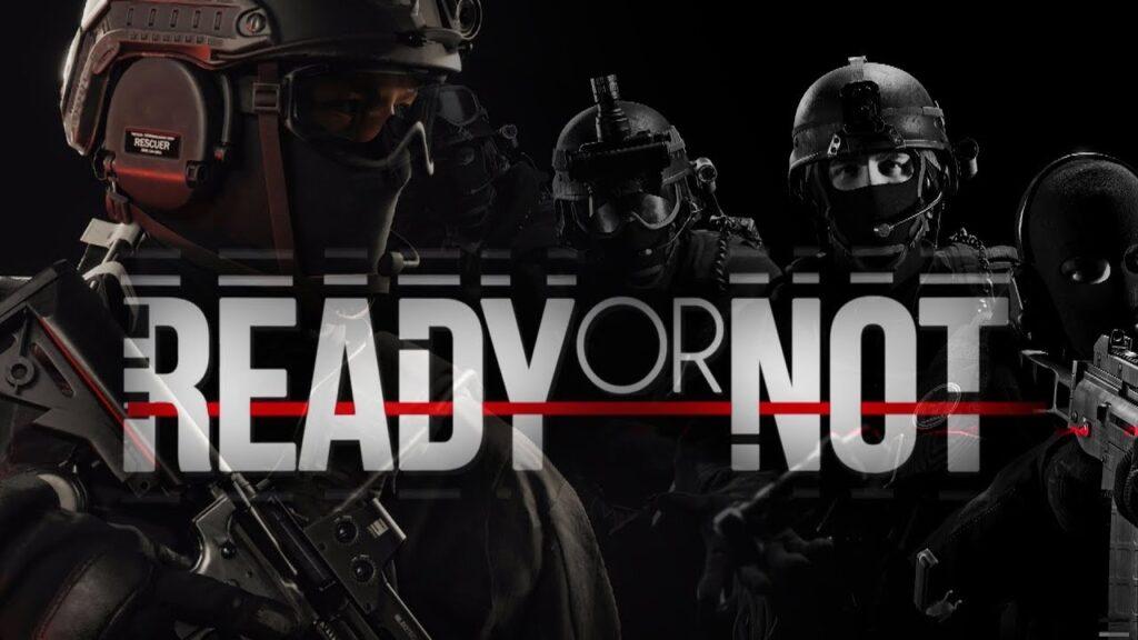 Juego relaista de disparos Ready or Not