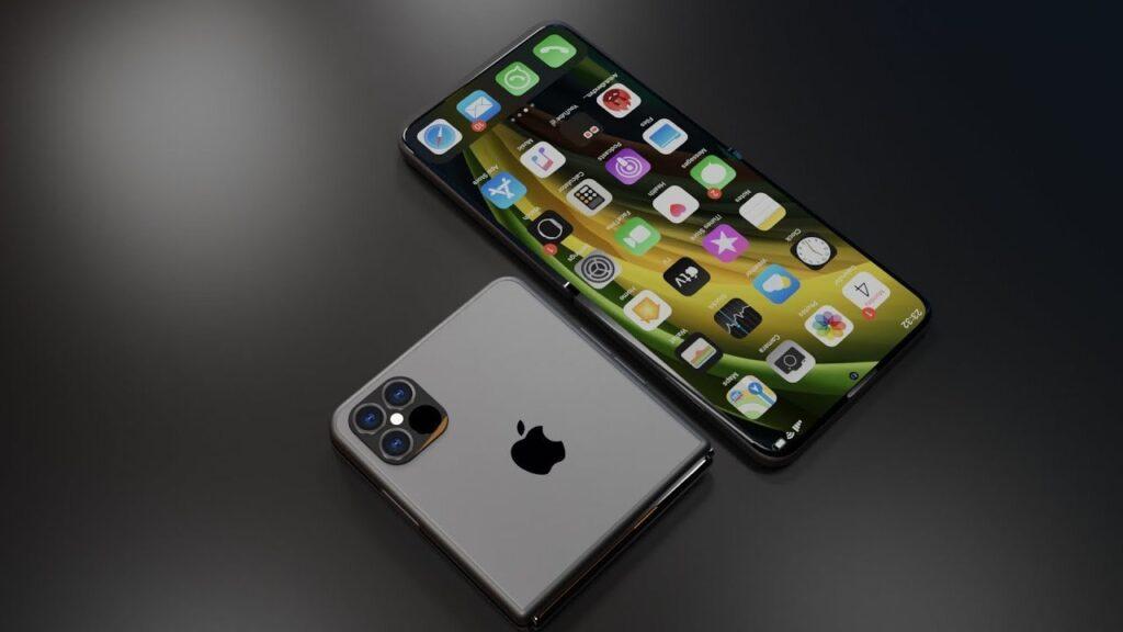 IPhone con pantalla plegable para el año 2021