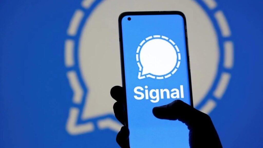 Signal como alternativa al reconocido Whatsapp
