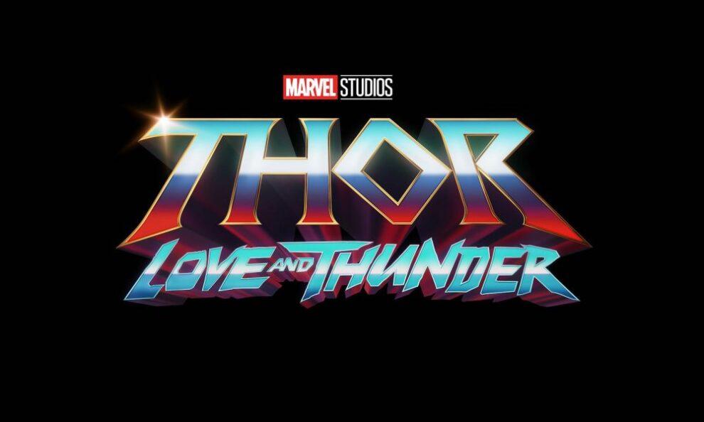 Portada de Thor 4: Love and Thunde