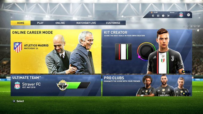 Portada de FIFA 22 MODO CARRERA